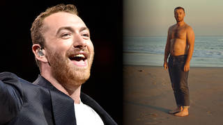 Sam Smith opened up about his body image in lengthy Instagram post