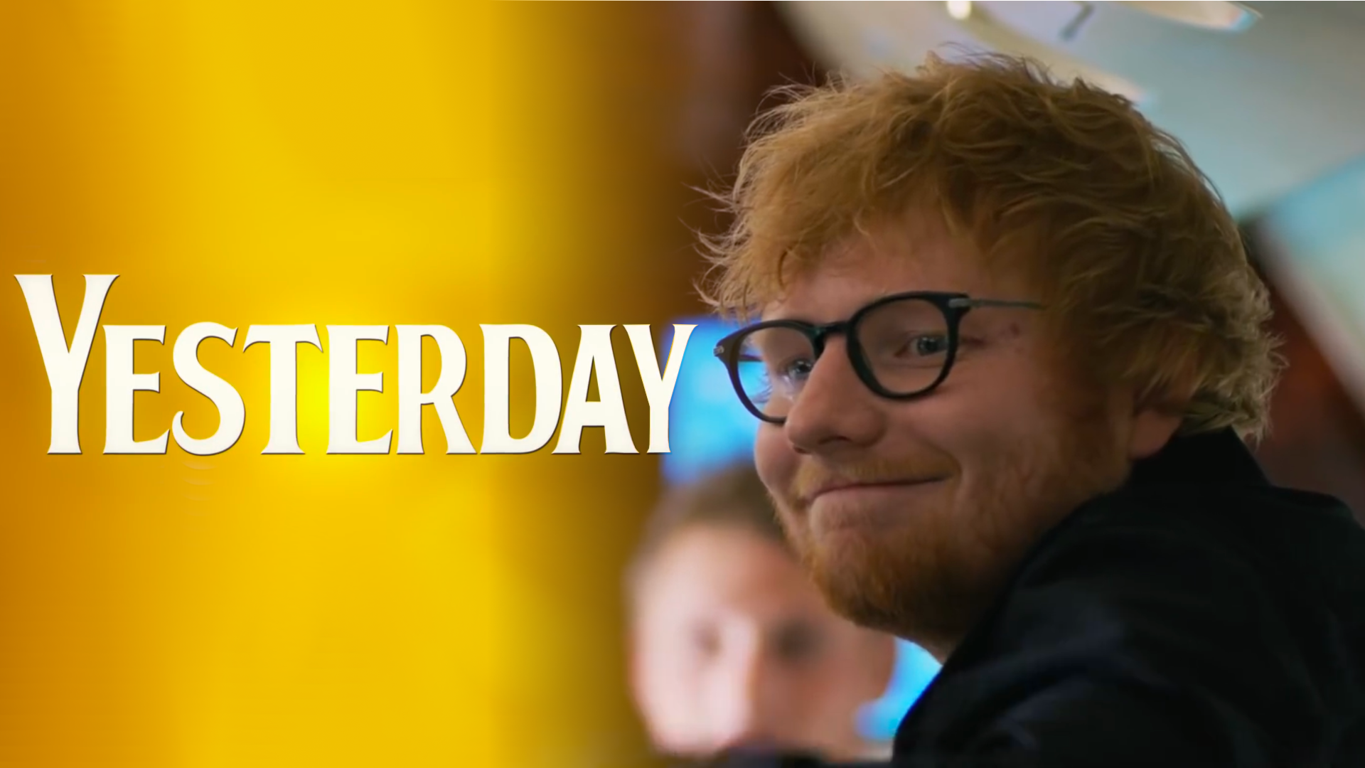 WATCH: Ed Sheeran Makes His Feature Film Debut In The