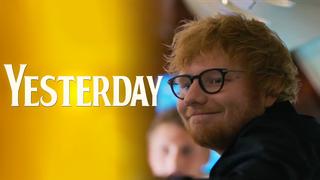 Ed Sheeran stars in Danny Boyle's comedy-drama Yesterday