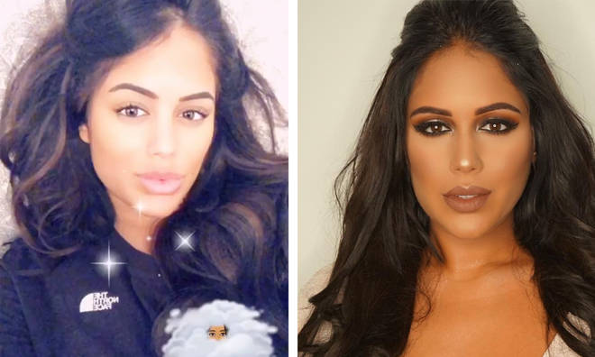 Malin Andersson supported by Love Island stars following daughter's funeral