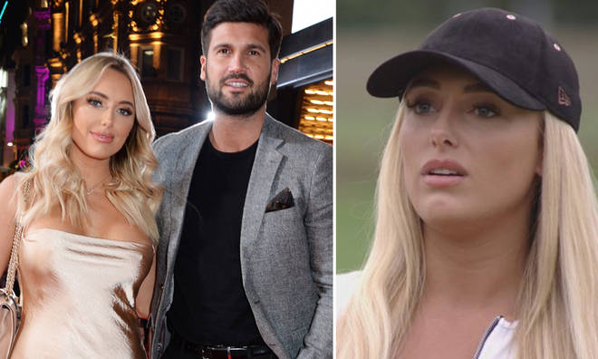 Amber Turner has been axed from TOWIE.