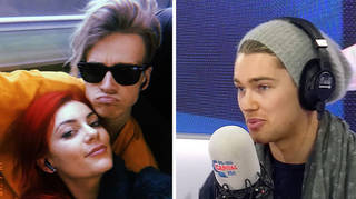 AJ Pritchard spills the beans on Joe Sugg and Dianne Buswell's snogging.