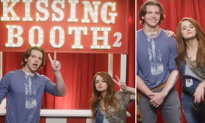 The Kissing Booth is returning to Netflix
