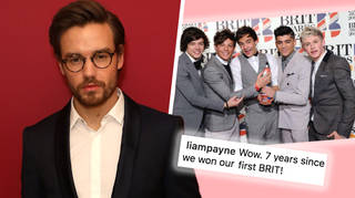 Liam Payne's throwback photo of One Direction has fans wanting a reunion