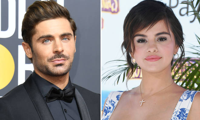 5d812644f9530 Selena Gomez and Zac Efron Dating? Actress Addresses Romance Rumours ...