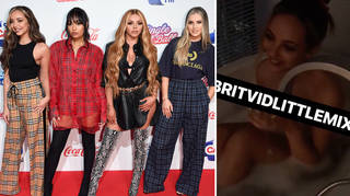 Little Mix urged their followers to vote for them ahead of the Brit Awards
