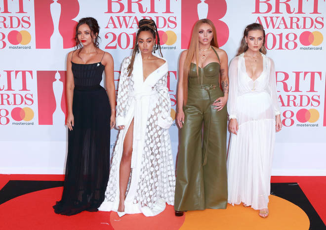 Little Mix are up for Best British Group at the BRIT Awards 2019