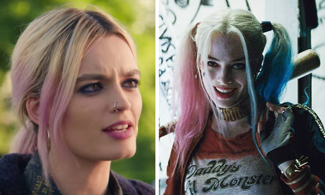 Are Emma Mackey and Margot Robbie related?