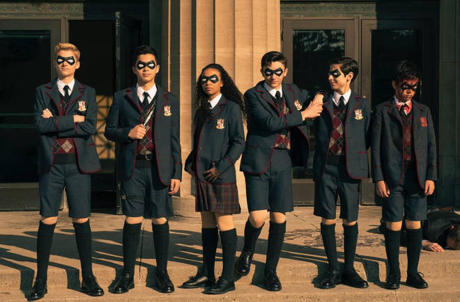 Meet the cast of Netflix's hit series, The Umbrella Academy