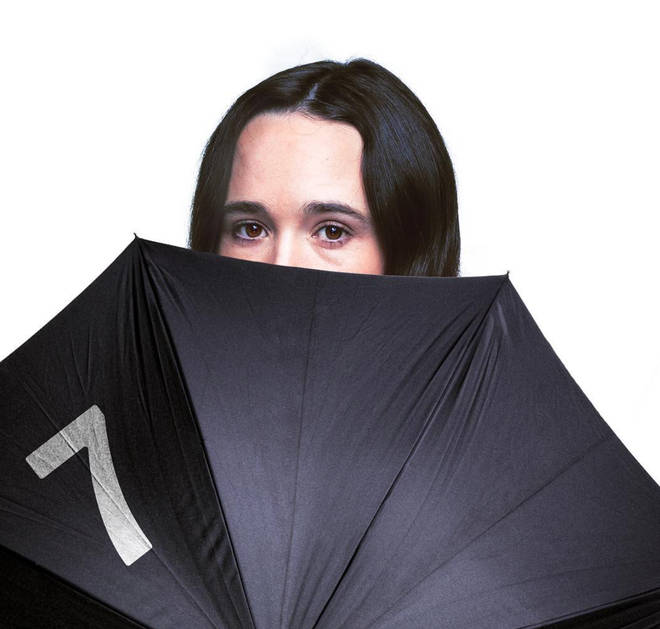 Number 7, AKA Vanya, is played by Ellen Page