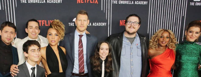 the umbrella academy serie
