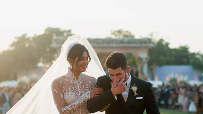 Nick Jonas and Priyanka Chopra tied the knot last year
