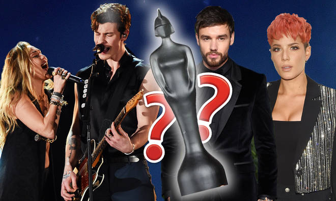 Who will be the surprise guests at this year's BRIT awards?