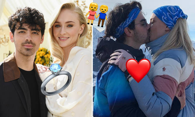 Joe Jonas and Sophie Turner married in a Vegas ceremony earlier this year