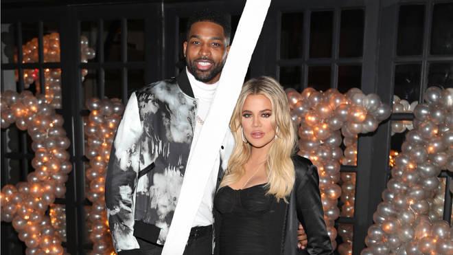 Khloé Kardashian has split from Tristan Thompson