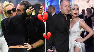Lady Gaga has split from Christian Carino after two years