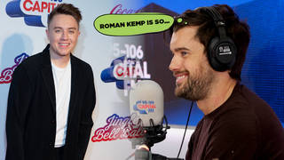 Jack Whitehall is set to introduce Roman Kemp at the BRIT Awards