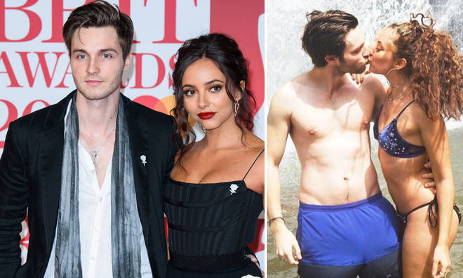 Jade Thirlwall and boyfriend Jed Elliot were together for three and a half years