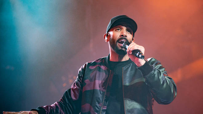 '7 Days' singer Craig David is a nominee at the 2019 BRIT Awards