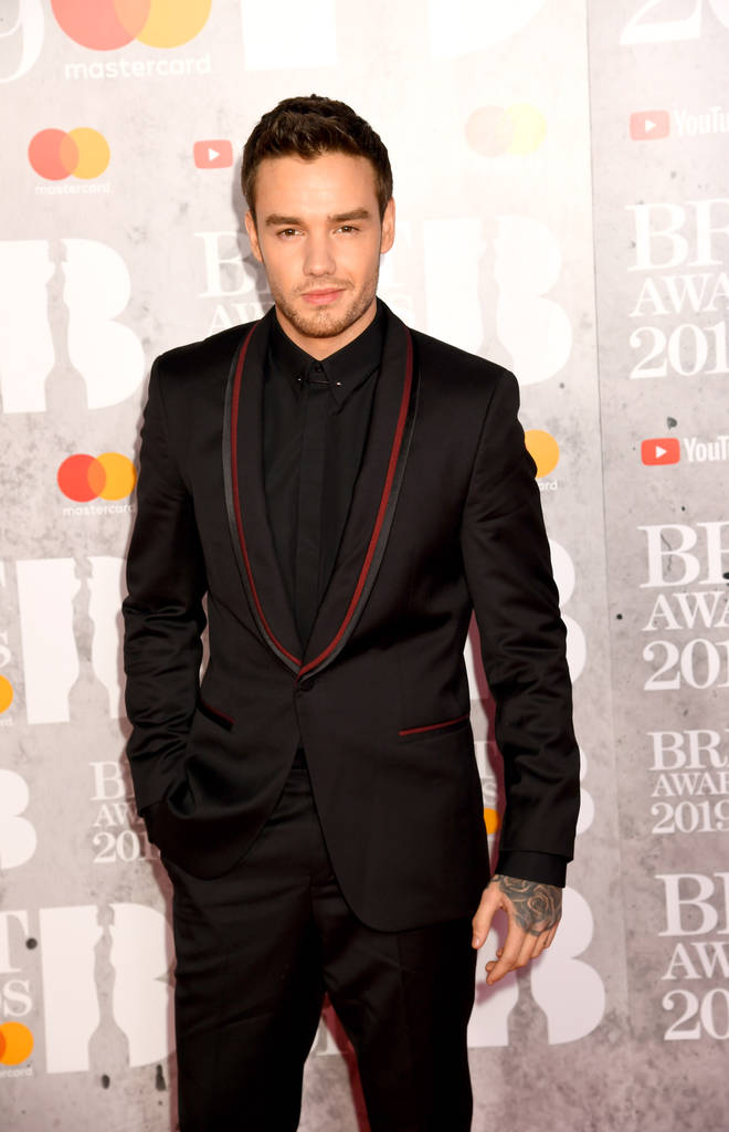 Liam Payne is at The BRIT Awards 2019