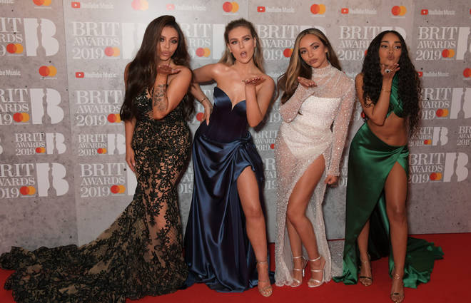 Little Mix looked incredible at the BRITs 2019
