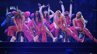 Little Mix killed it at the BRITs 2019.