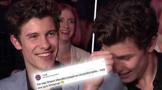 Shawn Mendes fans unimpressed he got roasted at the BRITs