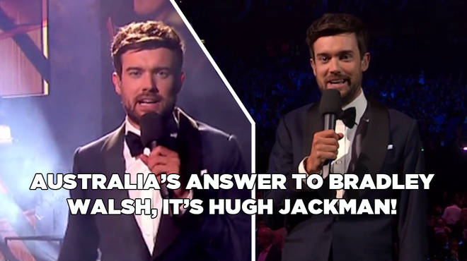 Jack Whitehall was on fire at the 2019 BRITs