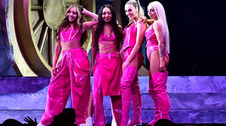Little Mix slayed everything about their BRITS 2019 performance