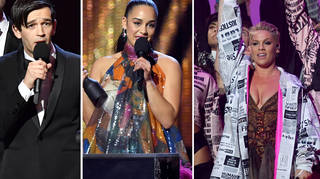 The BRITs was a night of female empowerment