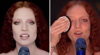 Jess Glynne blew people away with her BRIT performance of Thursday
