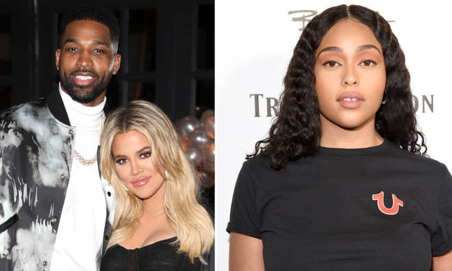 Jordyn Woods and Tristan Thompson were apparently 'involved for over a month'