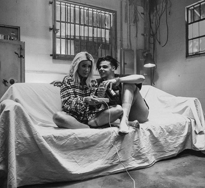 Halsey and Yungblud revealed their emotional video for '11 Minutes'.