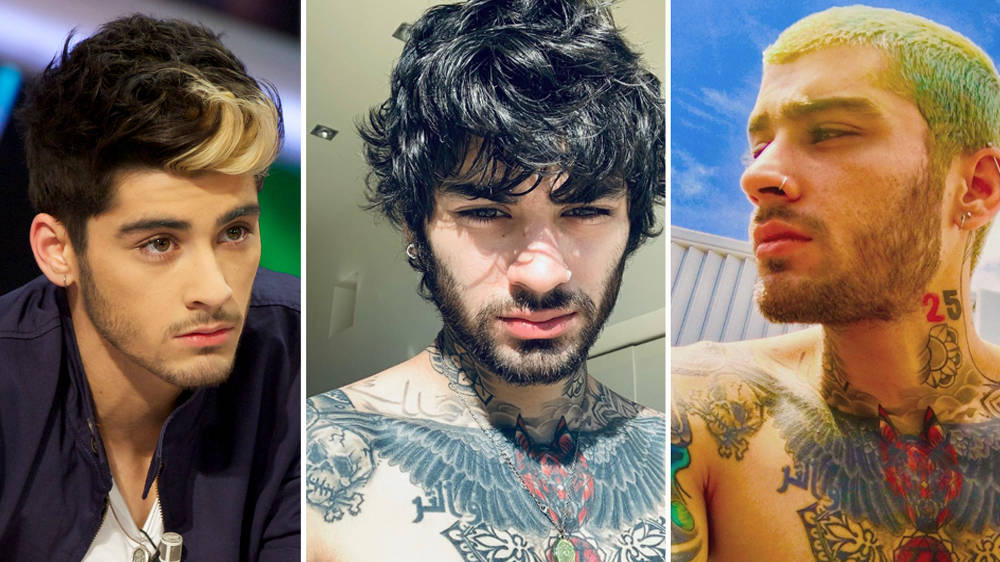 Zayn Malik S Iconic Hairstyles Ranked From His Quiff To