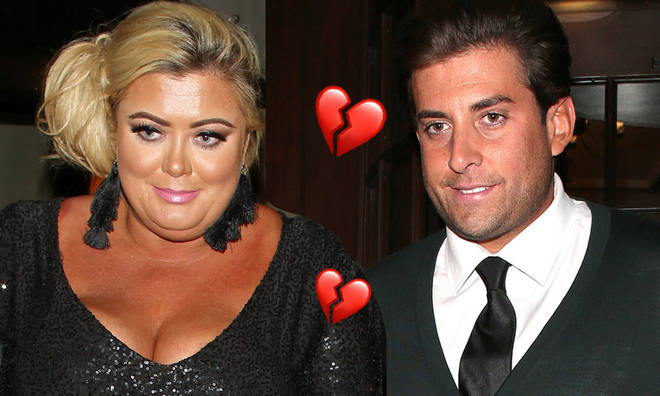 Gemma Collins and Arg split as her hurls abuse at her over message