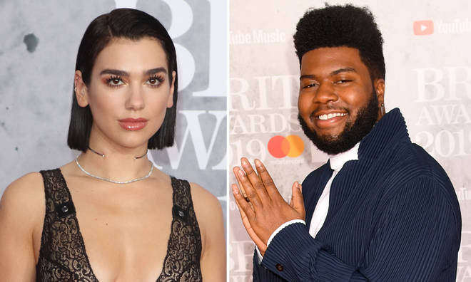 Khalid wants to collaborate with Dua Lipa
