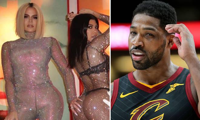 Khloe Kardashian's ex is still liking her Instagram photos