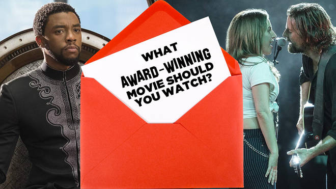 What award-winning movie should you watch?