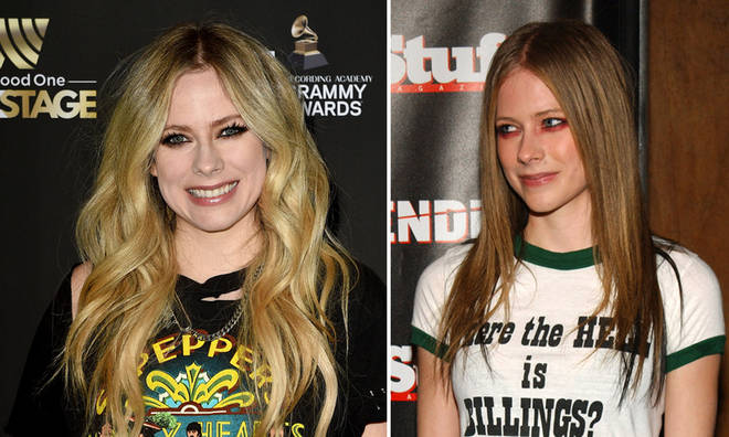 Avril Lavigne has returned to music with a new album
