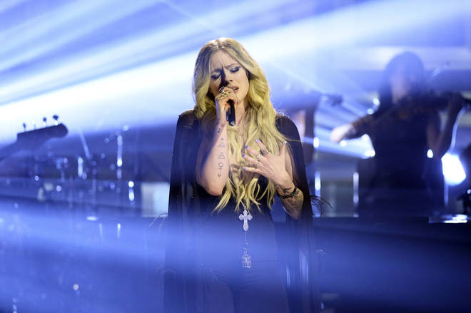 Avril Lavigne released her new album in February 2019