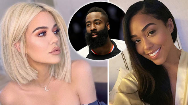 46ad75115ac4 Jordyn Woods Dated Khloe Kardashian s Ex James Harden Before Tristan  Thompson