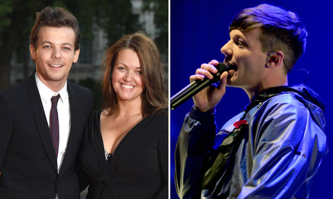 Louis Tomlinson's new song includes lyrics about his mum