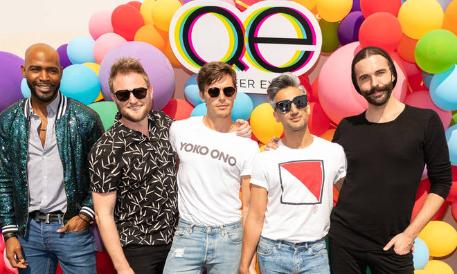 The Fab Five are back for Queer Eye series 3