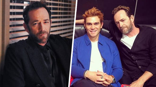 Riverdale's Luke Perry has suffered a 'massive' stroke.