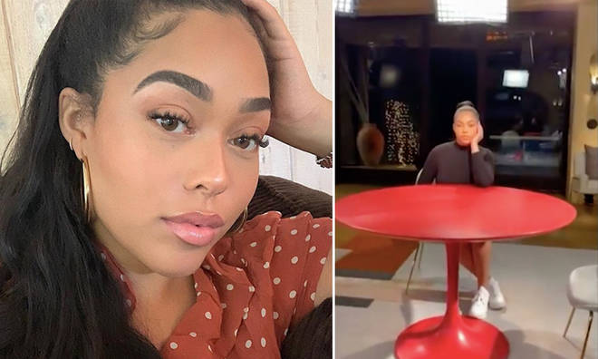 Jordyn Woods will 'tell all' on Red Table Talk.