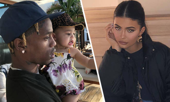 Kylie Jenner's 'accused' Travis Scott of cheating according to US tabloids