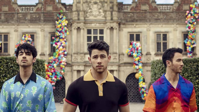 The Jonas Brothers have reunited and dropped their new hit 'Sucker'