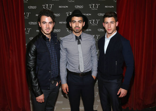 The Jonas Brothers split in 2013