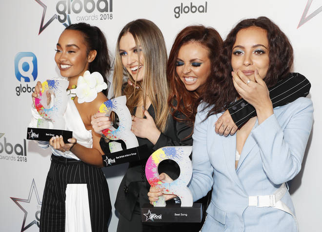 2018 Global Awards winners, Little Mix, are to perform on stage at this year's event
