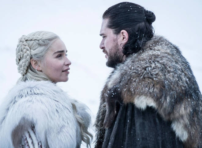 Kit Harington and Emilia Clarke also return for season 8
